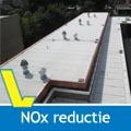 NOx reductie