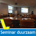 Seminar duurzaam
